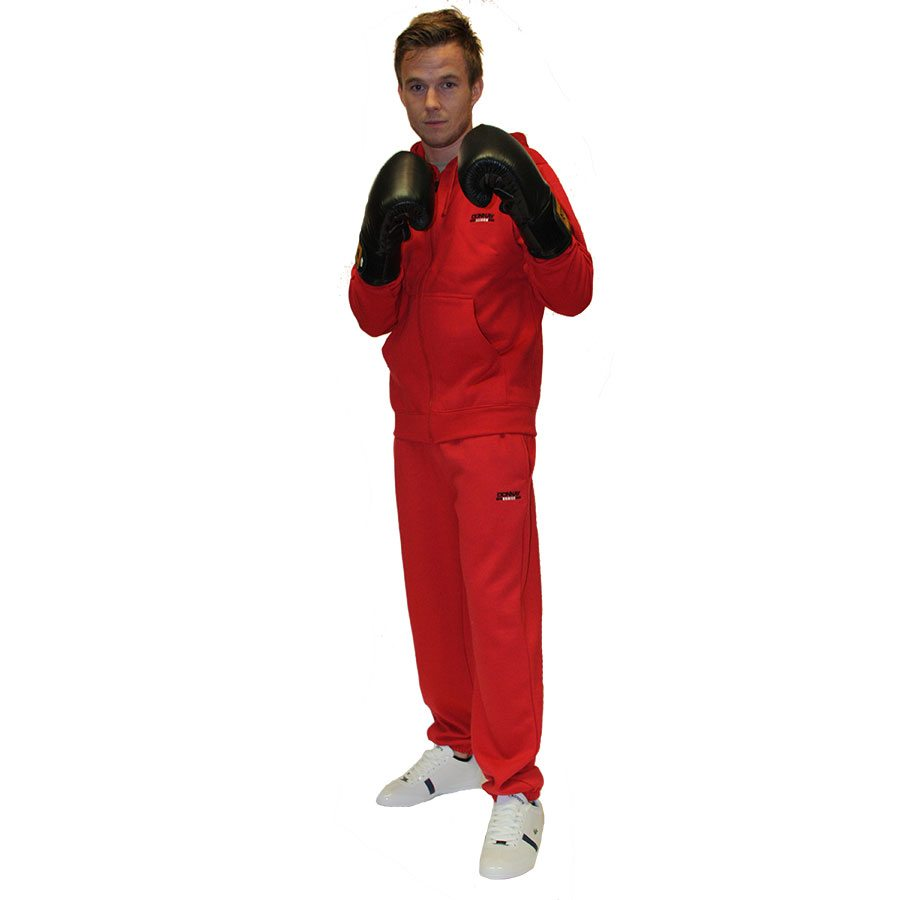 Donnay-trainingspak-rood