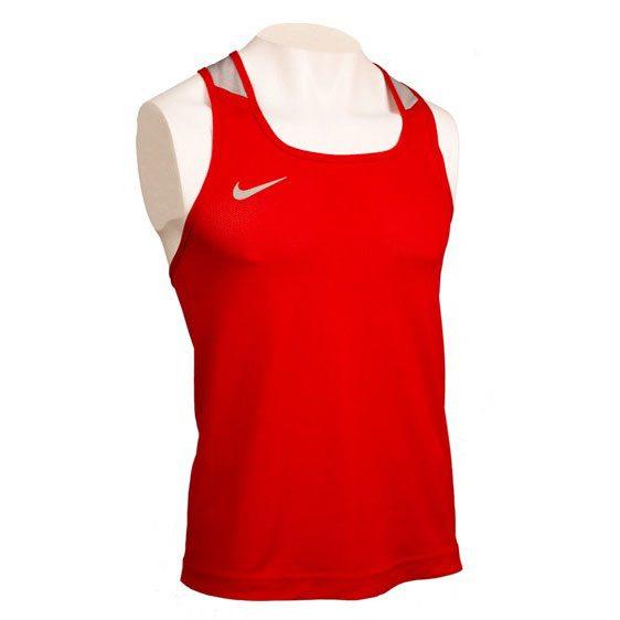 Nike-boks-top-rood