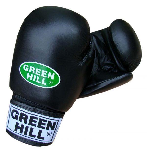 Green Hill bokshandschoenen zwart