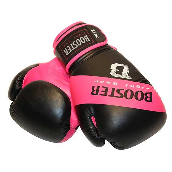 booster-roze-bokshandschoenen