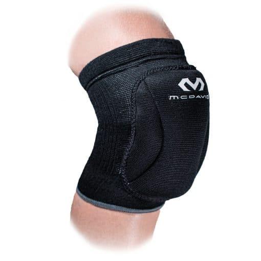 Beveiliging op instapniveau. Comfortabele elastische mouw met gesloten celstofvulling. Inclusief een paar CE-goedgekeurd. Inhoud: 90% Nylon / 10% Elastane; Vinylnitril schuim met gesloten cellen.
