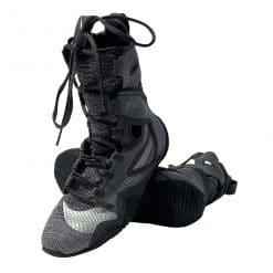 Nike Hyper KO2 Boksschoenen grijs/wit/zwart