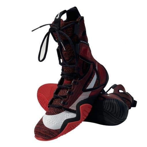 Nike Hyper KO2 Boksschoenen zwart/rood/wit