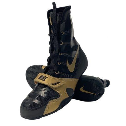 Nike Hyper Ko boksschoenen zwart/goud