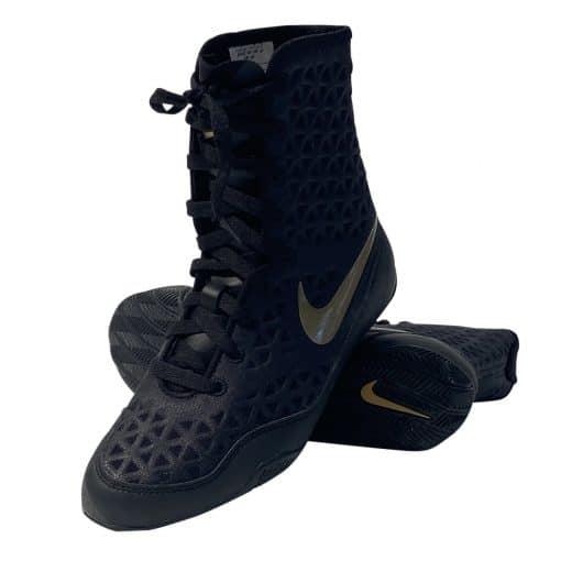 Nike Ko boksschoenen zwart/goud