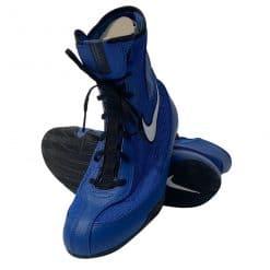 Nike Machomai boksschoenen blauw