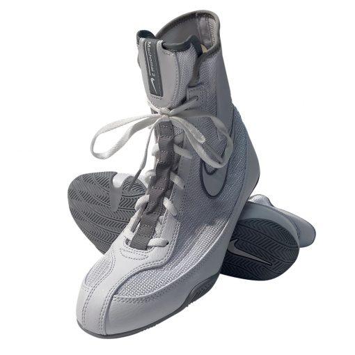 Nike Machomai boksschoenen grijs
