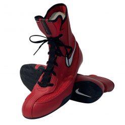 Nike Machomai boksschoenen rood
