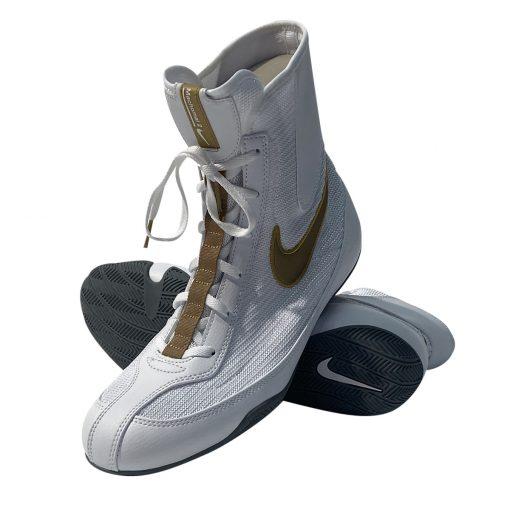 Nike Machomai boksschoenen wit
