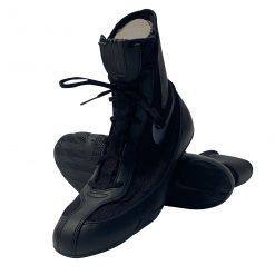 Nike Machomai-zwart-boksschoen