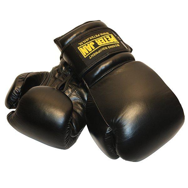 Peterjan zwarte bokshandschoenen
