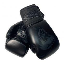 Super pro zwart bokshandschoenen