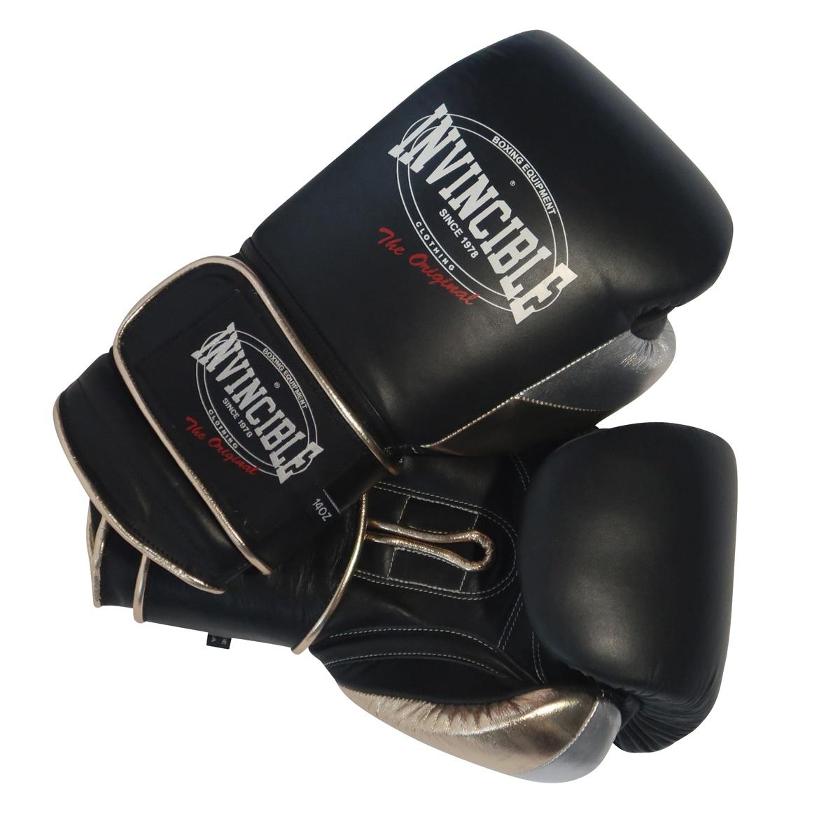 invincible-zwart-bokshandschoenen