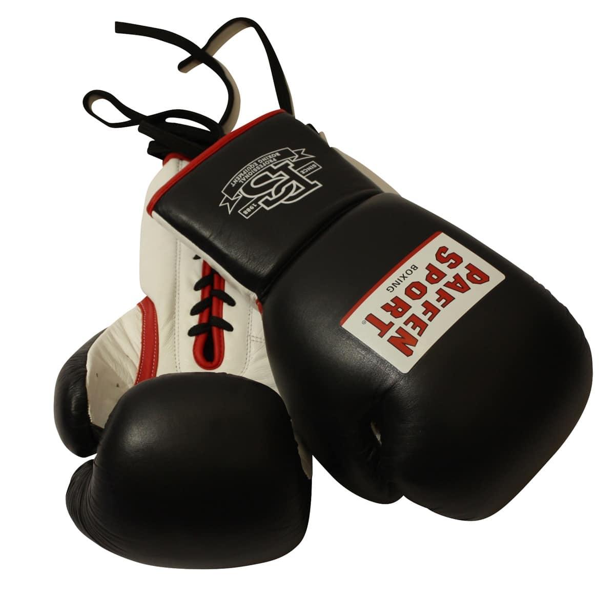paffen-sport-bokshandschoenen met-veter