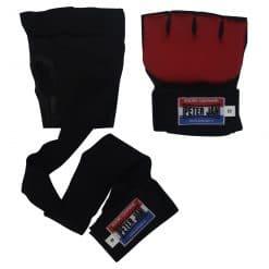 gel binnen handschoen